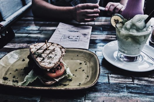 BALI Food Review: Lunch at THE LIBRARY.