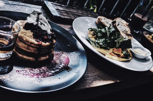 BALI Food Review: Breakfast at CAFE ZUCCHINI.