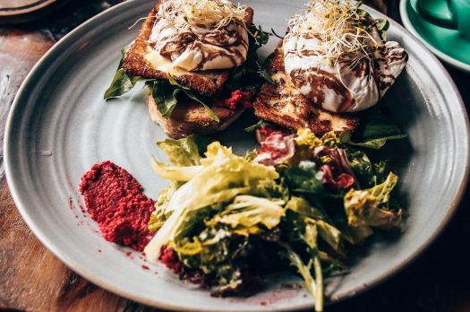 BALI Food Review: Brunch at THE DUSTY CAFE